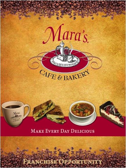 Mara S Cafe Catering Menu