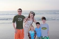 Meg Zucker Family