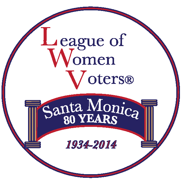 LWVSM 80th Anniversary Logo