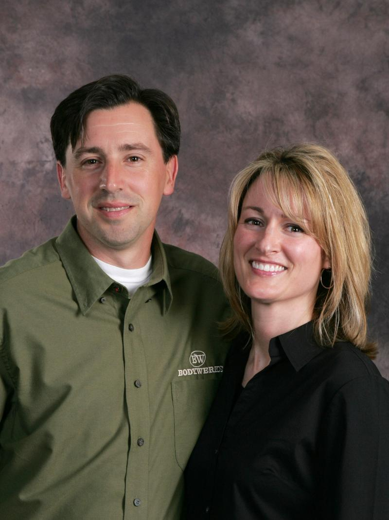 Jeff & Dawn