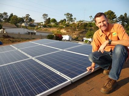 Dan Cunniff, solar energy program