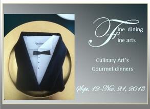Culinary arts promo