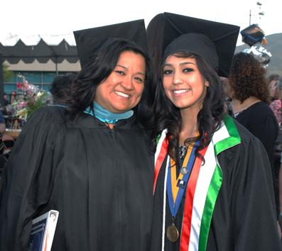 Cuyamaca College Graduation