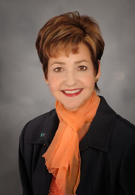 Chancellor Cindy Miles