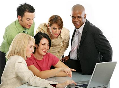 team webinar