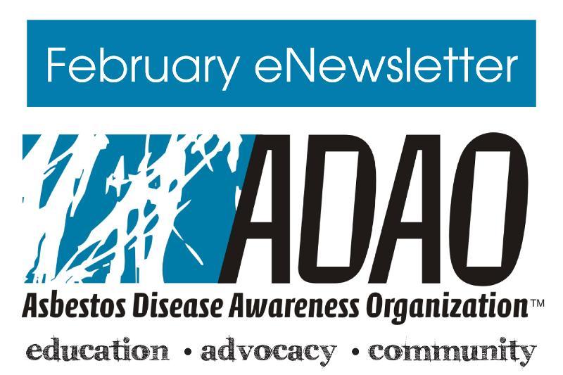 February eNewsletter