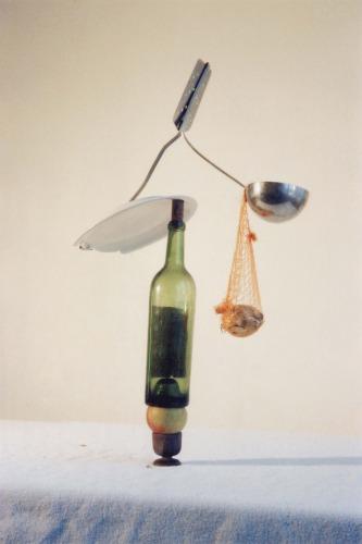 Peter Fischli, David Weiss, Naturliche Grazie, 1984-86, C-print