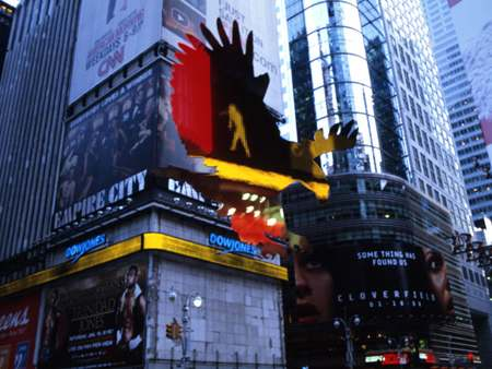 Maslen & Mehra, American Eagle - Empire City - New York, 2008