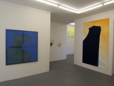Daniel Lergon, Okatve. 2006. Installation View, Galerie Christian Lethert