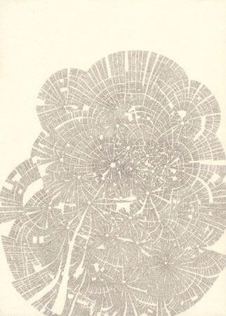 Sebastian Rug , o.T. 2006 Bleistift auf Papier 29 x 21 cm