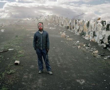 Mikhael Subotzky, Samuel (standing), Vaalkoppies, 2006