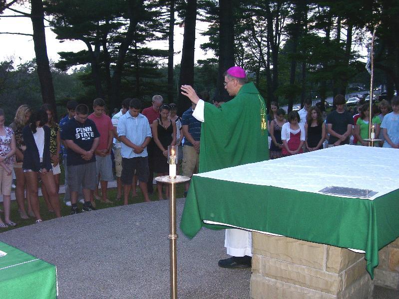 College Mass 2011