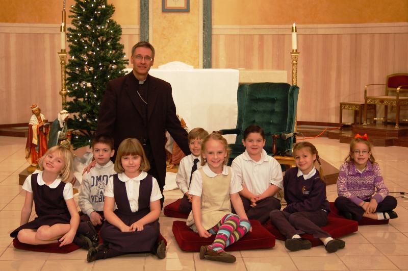 Bishop's Keeping the Faith Christmas 2011