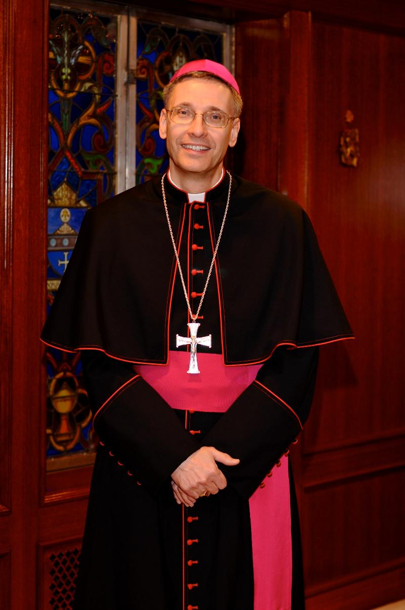 Bishop Bartchak Cassock