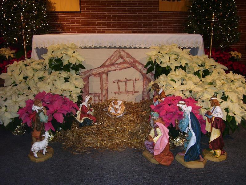 Saint Rose of Lima Christmas
