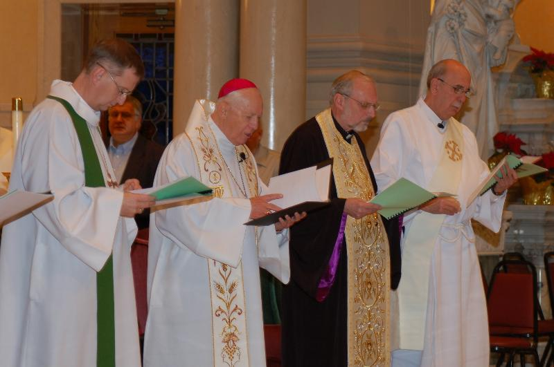 Ecumenical Service 2-12-12