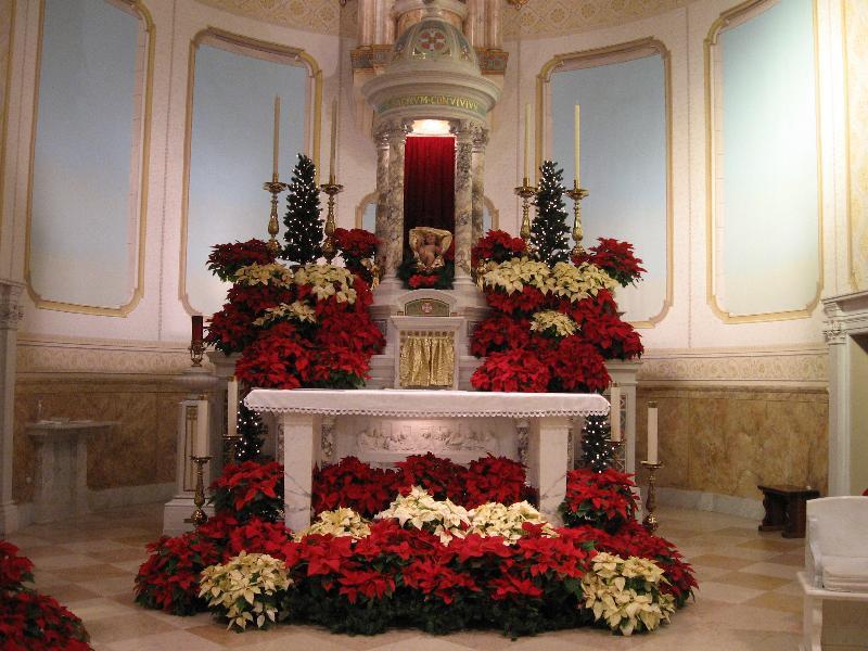 Mount Carmel at Christmas