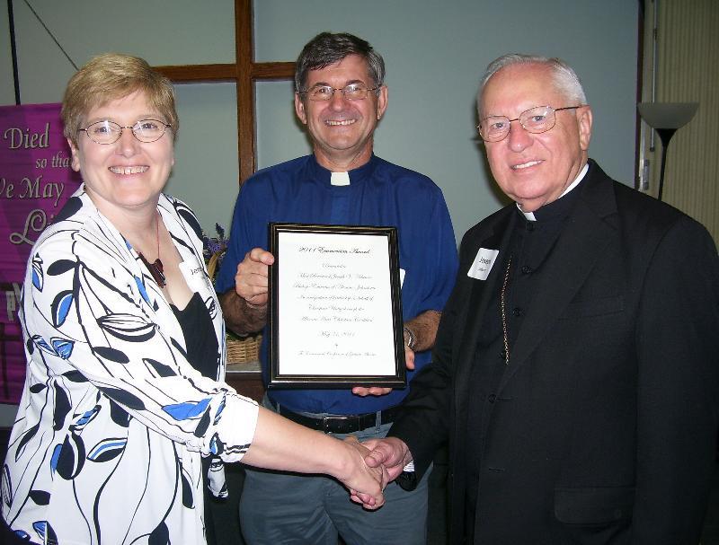 Adamec Ecumenism Award