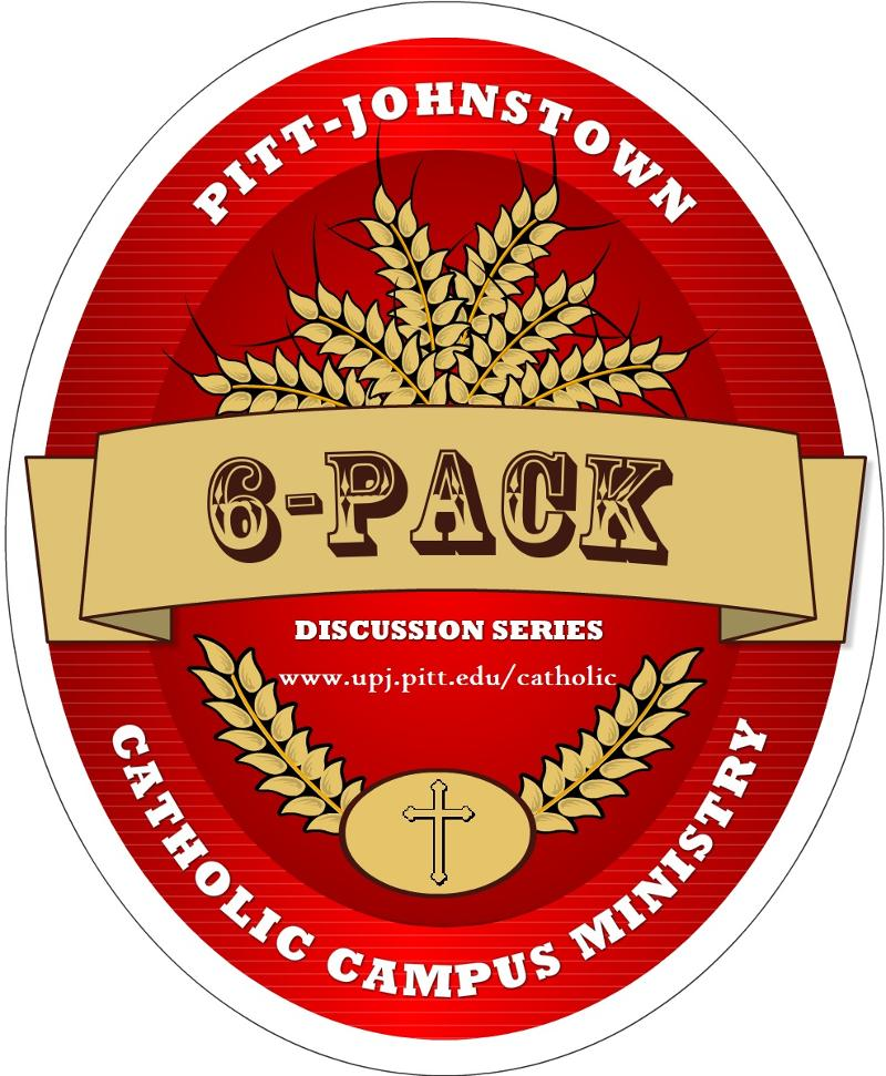 6-Pack Discussions Logo