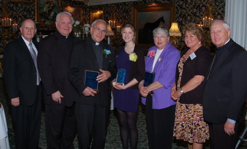 Catholic Charities 2012 Dinner