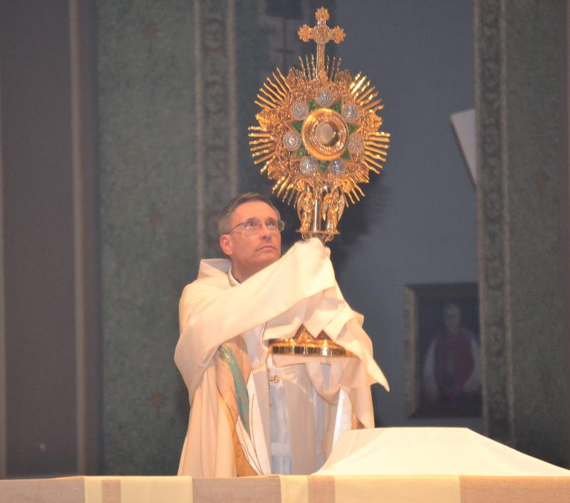 Holy Hour for Religious Freedom 6-24-12