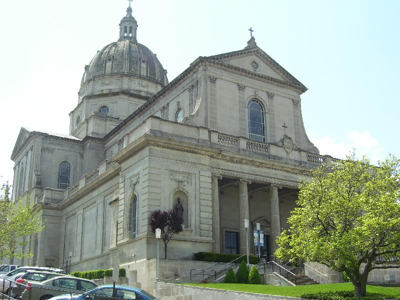 cathedral of the blessed sacrament