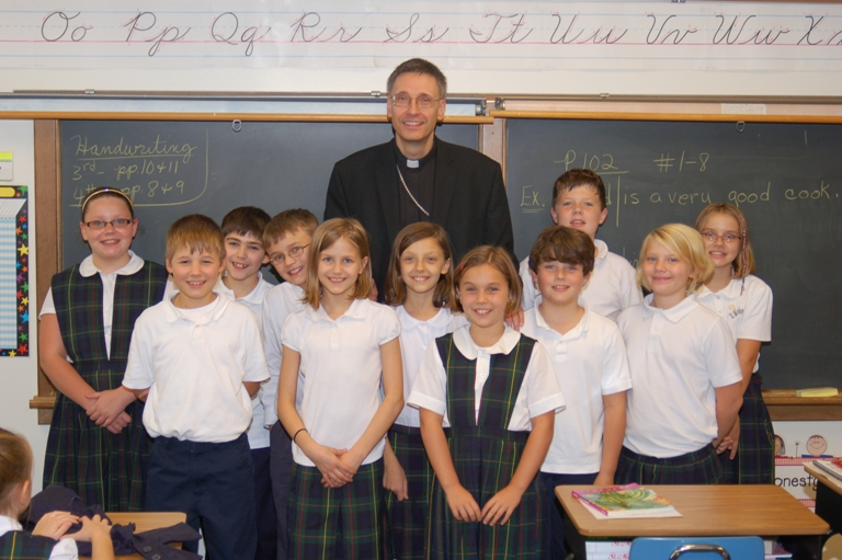 Saint Matthew School Visit