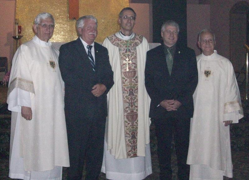 Deacons Ministry of Lector 10-6-12