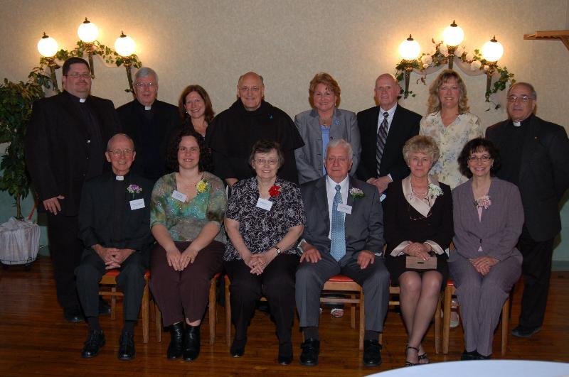 Catholic Charities Dinner 2011