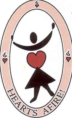 hearts afire logo
