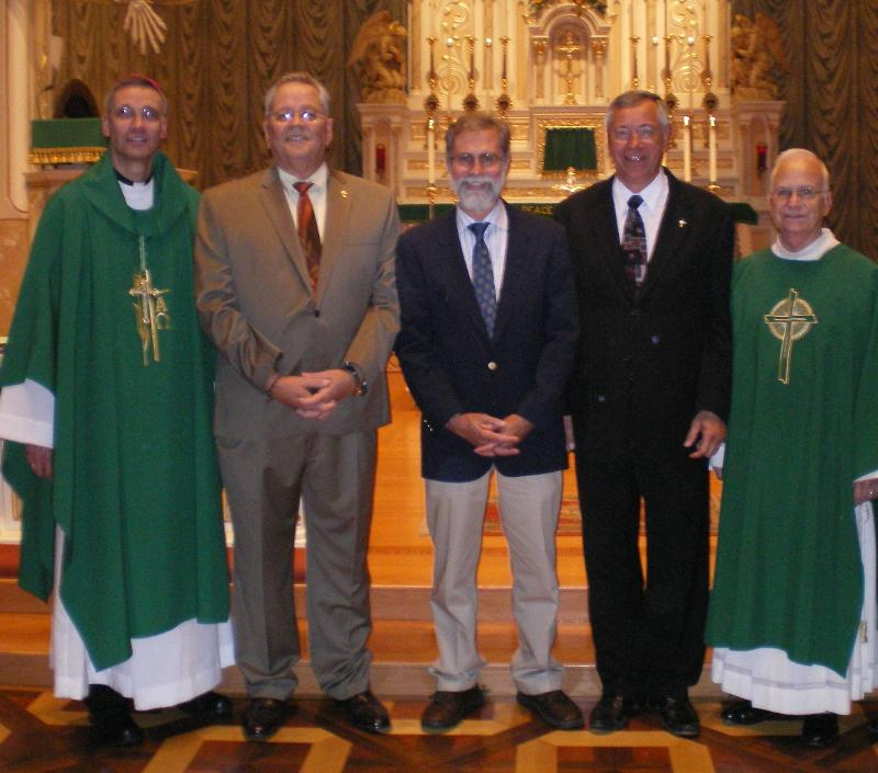 Deacons Rite of Candidacy 2012
