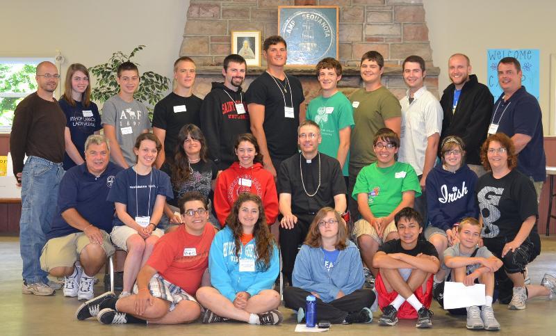 Camp Timothy 2012
