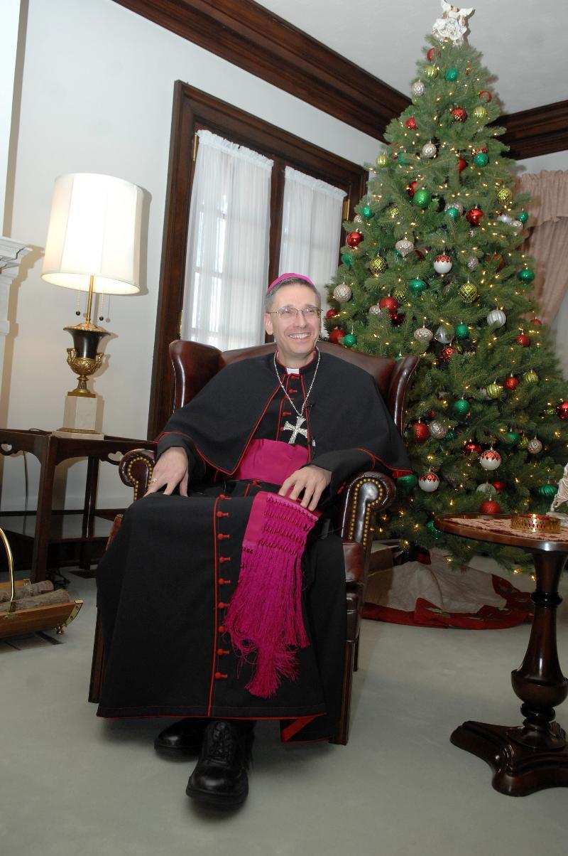 Bishop's Christmas 2011 Message
