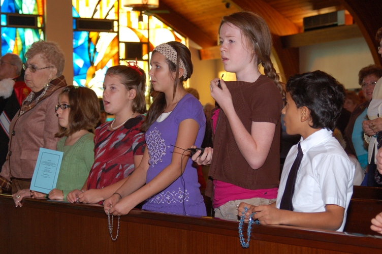 Marian Celebration 2010