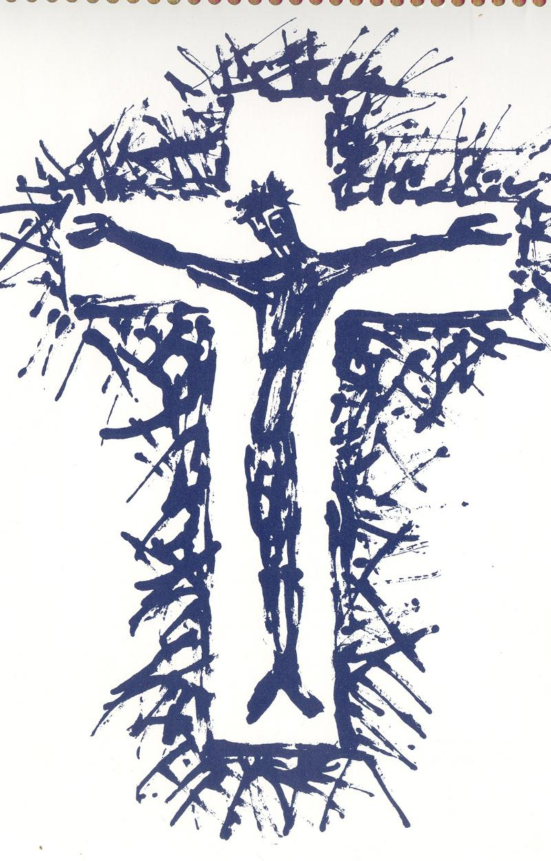 Junior High Youth Day Cross