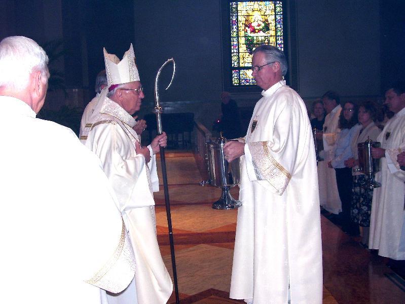 Chrism Mass 2010