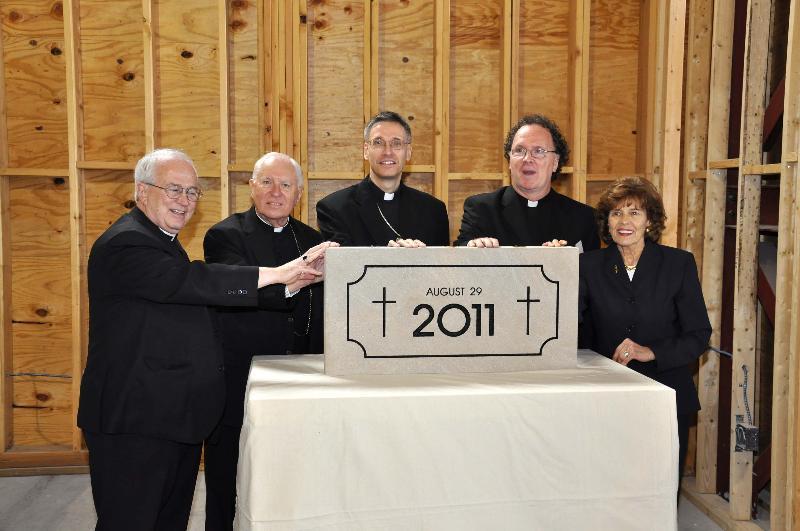 Faith Center Group Shot August 29, 2011