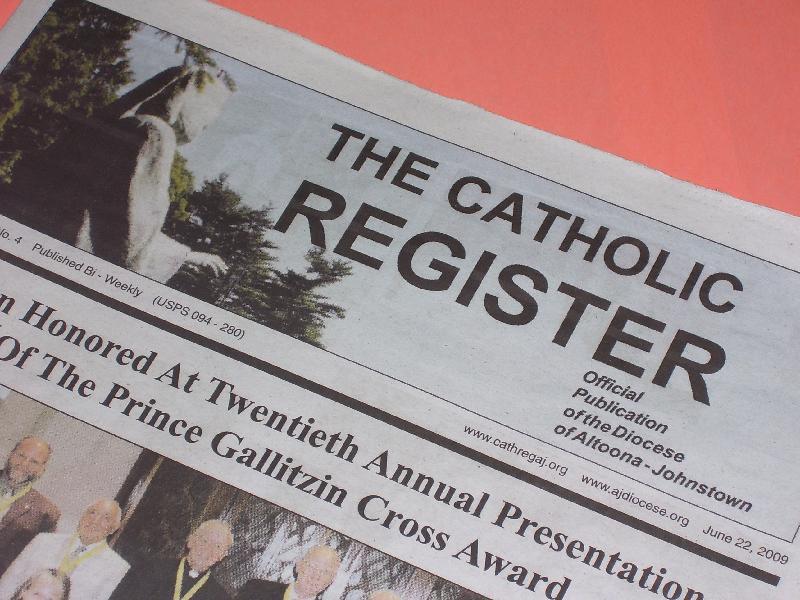 the catholic register