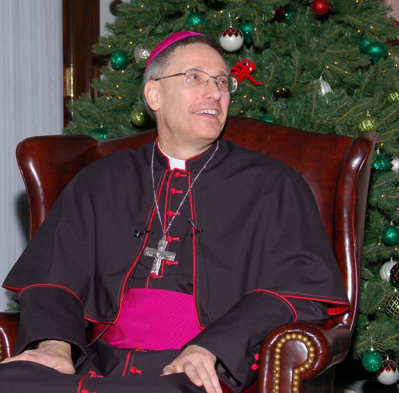 Bishop Mark Christmas 2012