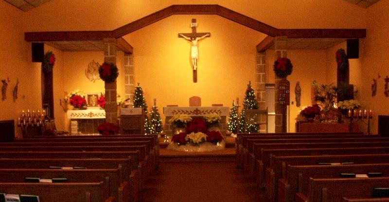 Saint Joan of Arc Christmas