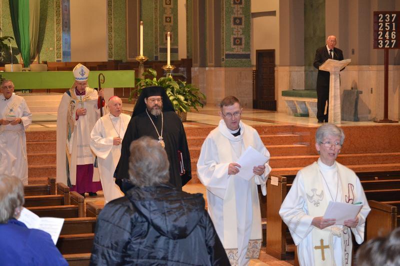Ecumenical Service 2013