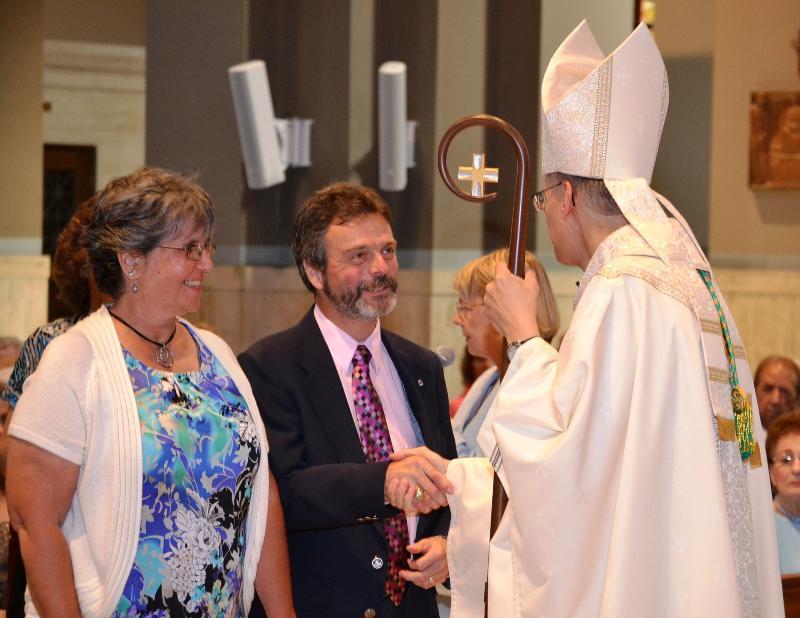 Wedding Anniversary Mass 2013