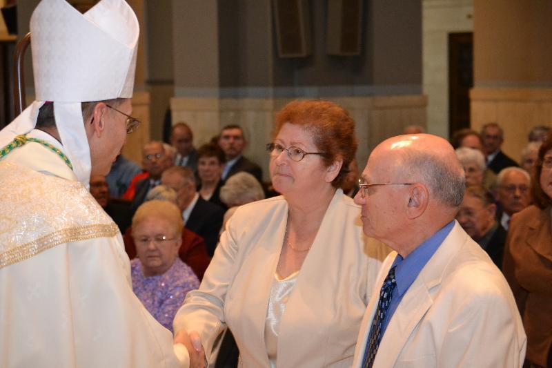 Wedding Anniv Mass Sept 18, 2011