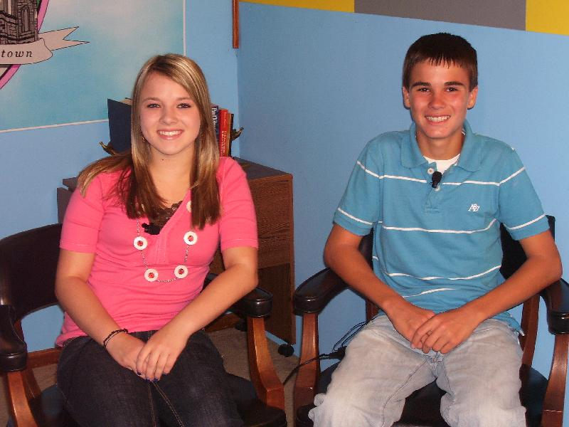 teen talk co-hosts