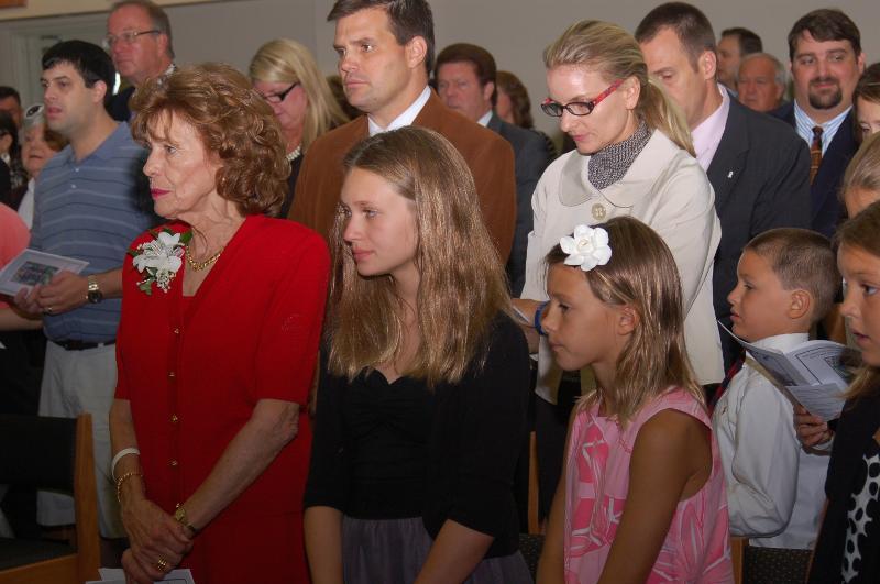 Paterno Faith Center Blessing