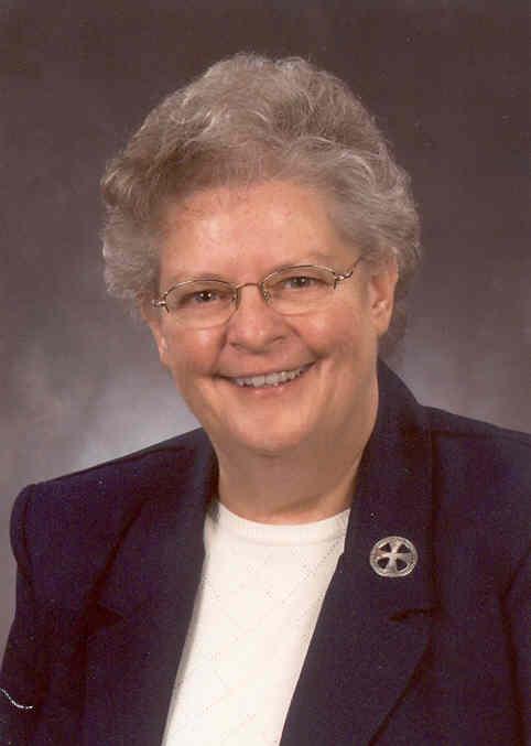 Sister Donna Marie Leiden