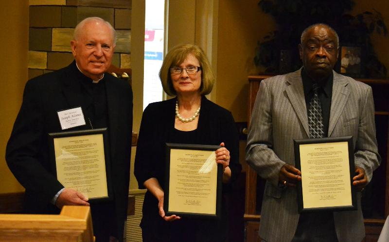 Bishop Joseph AACC Award