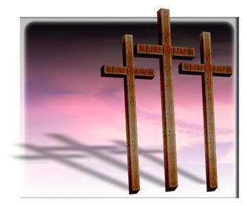 Lenten Crosses