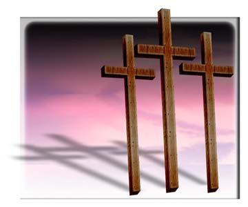 Lenten Crosses
