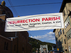 resurrection parrish